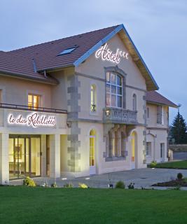 Hôtel Le Clos Rebillotte
