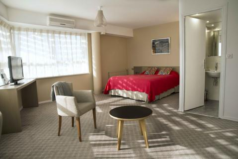 Hôtel Biarritz Atlantique (Hôtel pédagogique du Lycée Hôtelier de Biarritz)  Biarritz (64200) - par novaresa