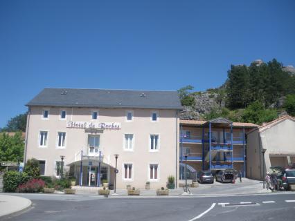 Hôtel du Rocher