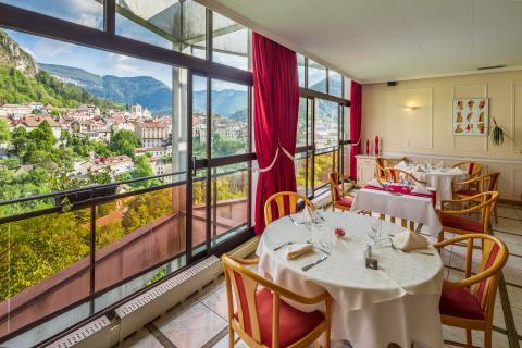 Jura Hôtel Restaurant le Panoramic