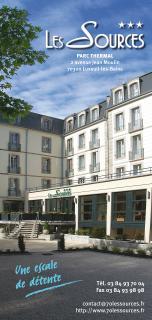 Hôtel Résidence Les Sources