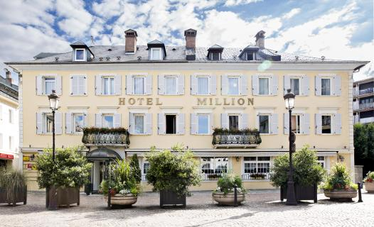Hôtel Restaurant Million