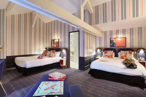 Hotel Le Cheval Blanc Paris (Marne-La-Vallee)