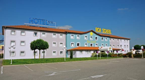 Hôtel Roi Soleil Mulhouse Kingersheim