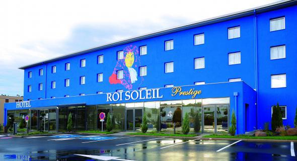 Hôtel Roi Soleil Prestige Saint-Avold