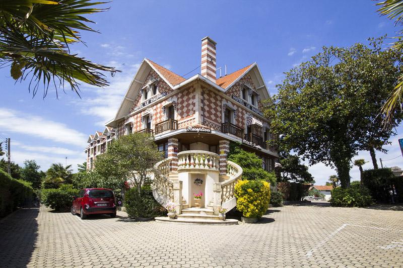 Hôtel Le Dauphin à Arcachon