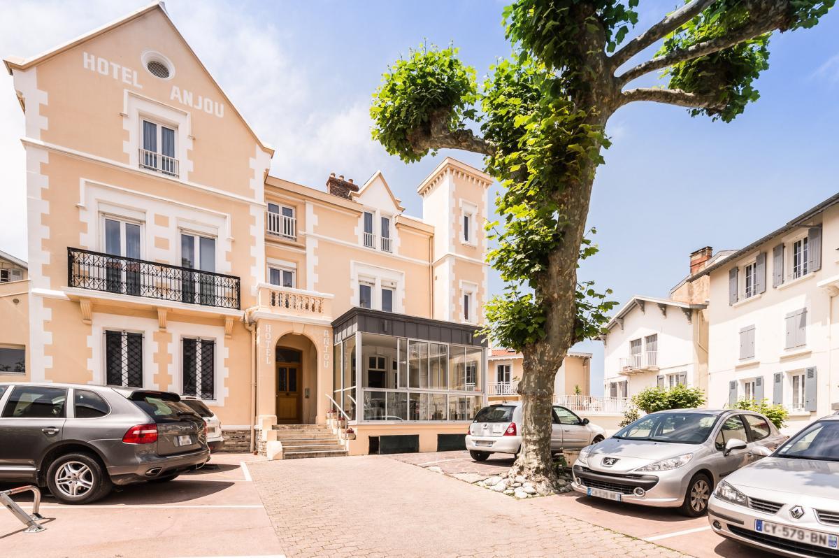 Hôtel Anjou à Biarritz