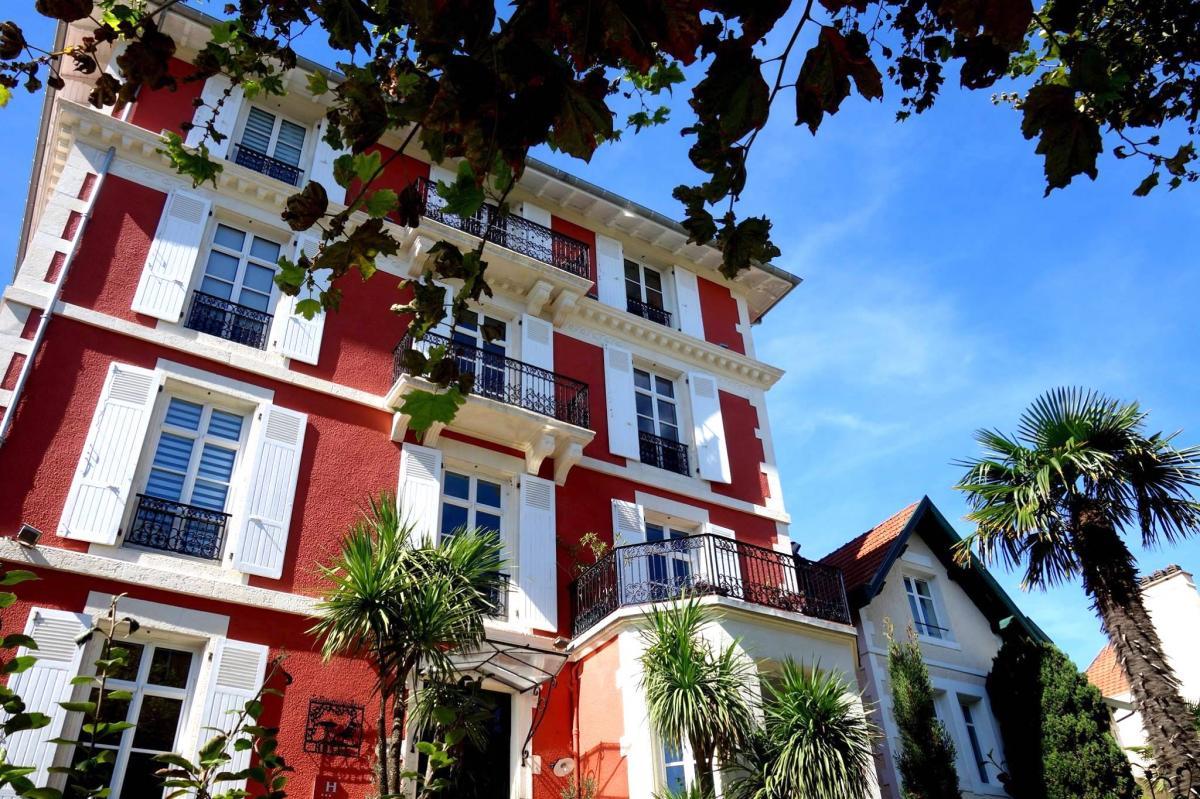 Hôtel maison du lierre*** à Biarritz