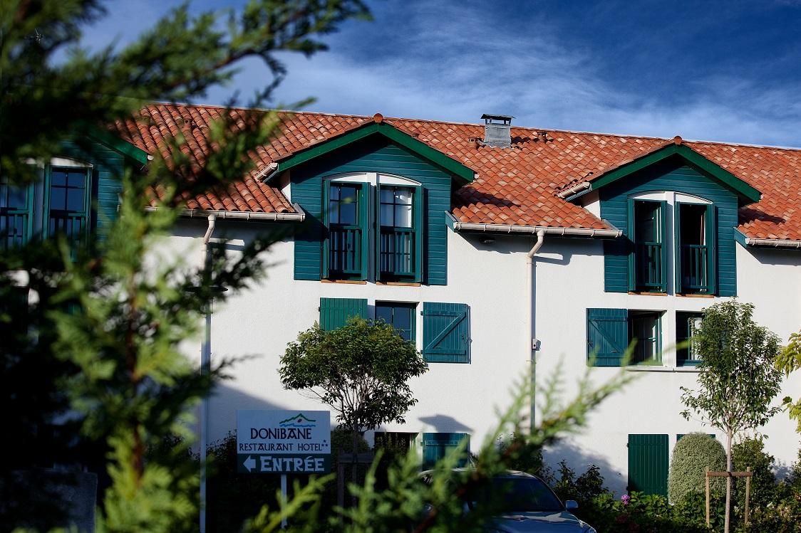 Hôtel donibane à Saint-jean-de-luz