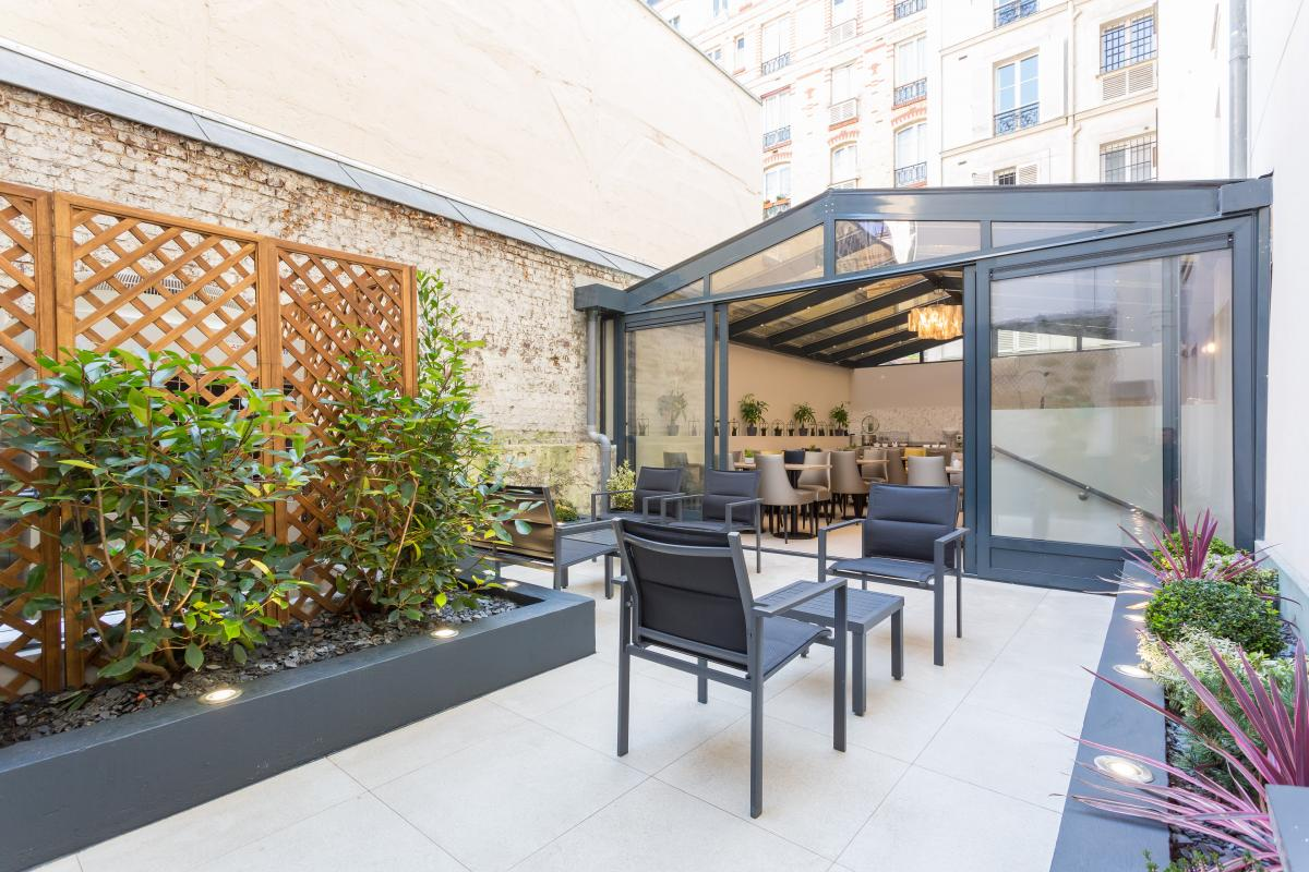 Hotel Jardin De Villiers Paris 17eme Arrondissement 75017