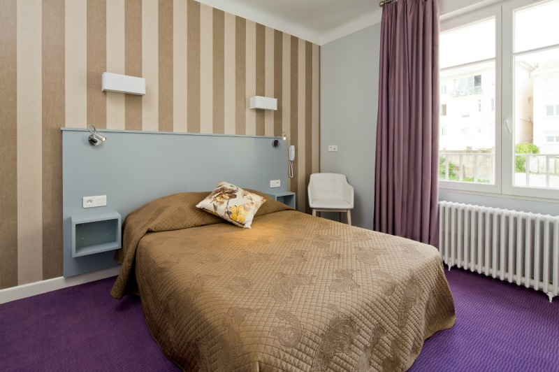 Hôtel le Saphir à Biarritz