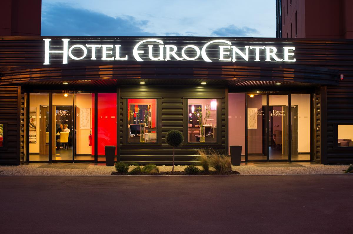 Hôtel eurocentre*** a Castelnau-d'estrétefonds