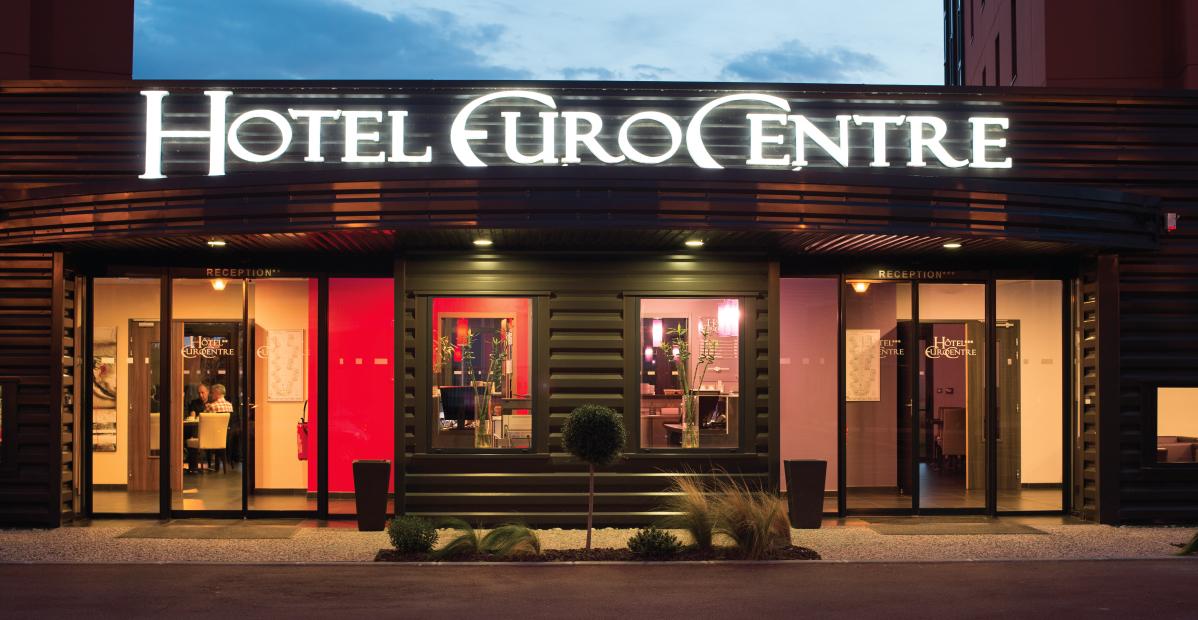 Hôtel eurocentre*** à Castelnau-d'estrétefonds