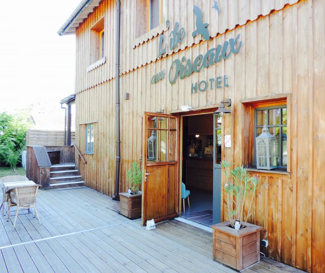 Hôtel l'île aux oiseaux a Andernos-les-bains