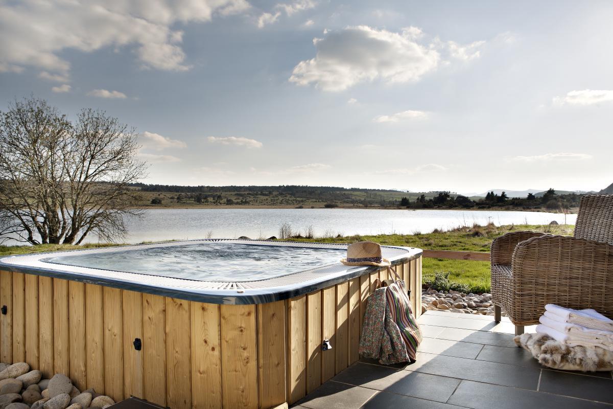 Instants d'Absolu : Séjour Spa bien-être originel dans un écolodge au bord d'un lac