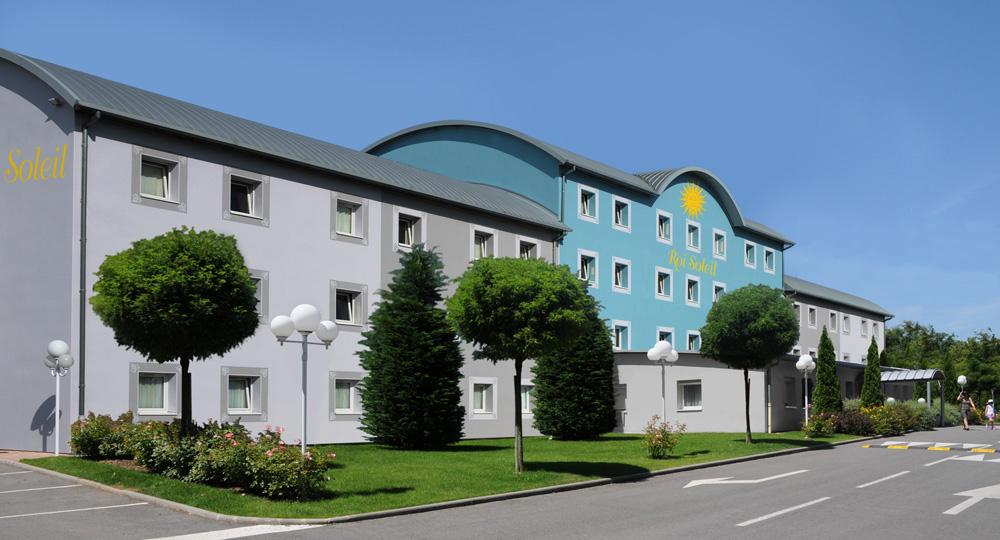 Hôtel roi soleil amnéville à Amnéville