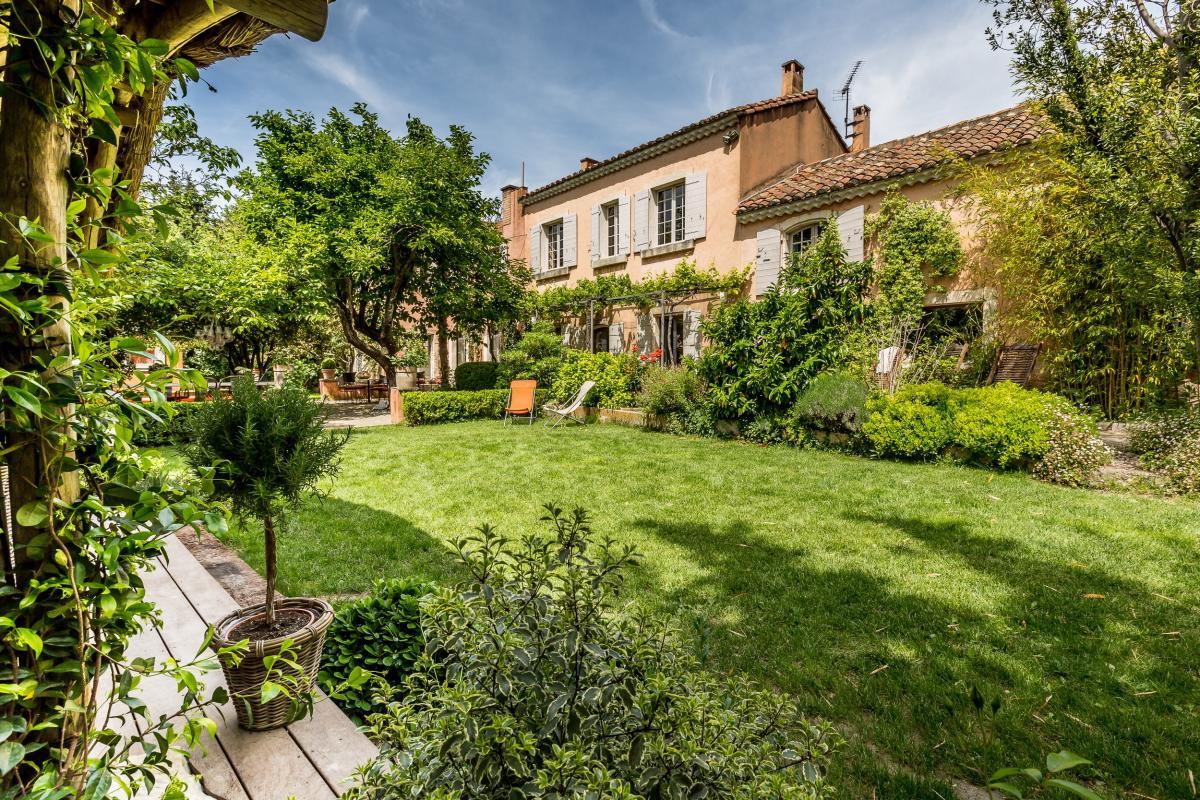 Maison d'hôtes en Provence pour séjour Spa plein de charme et de poésie