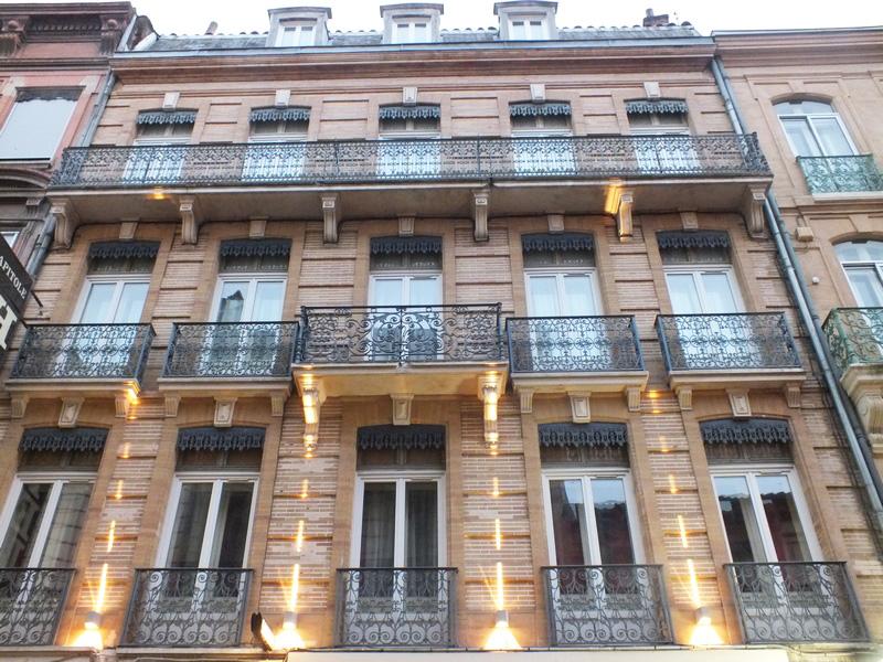 Hôtel Le Capitole à Toulouse