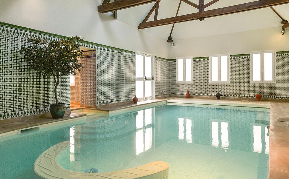 Le Domaine des Thômeaux : Séjour Spa en Touraine dans une belle demeure bourgeoise