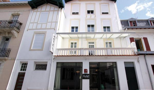Hôtel barnetche à Biarritz