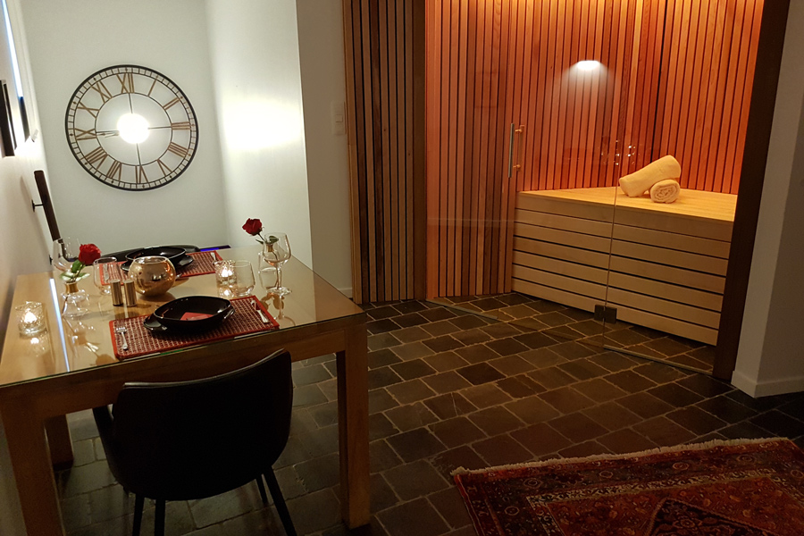 Le Bonzen  - chambre Infiny