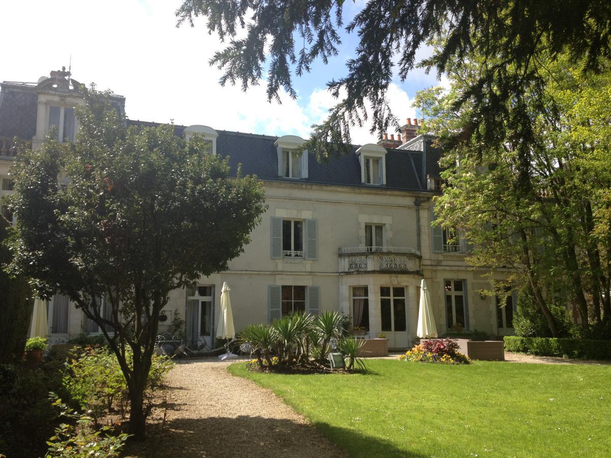 Hôtel parc des maréchaux à Auxerre