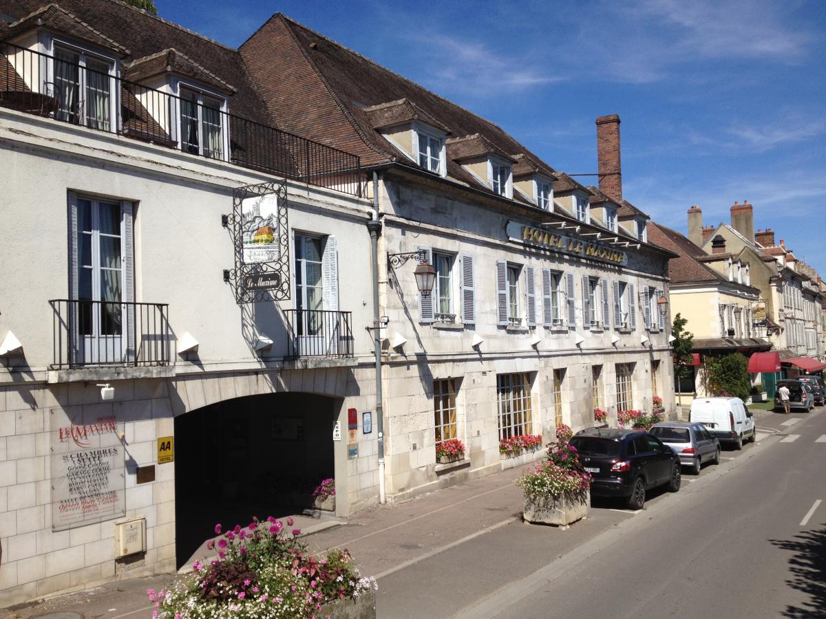 Hôtel le maxime à Auxerre