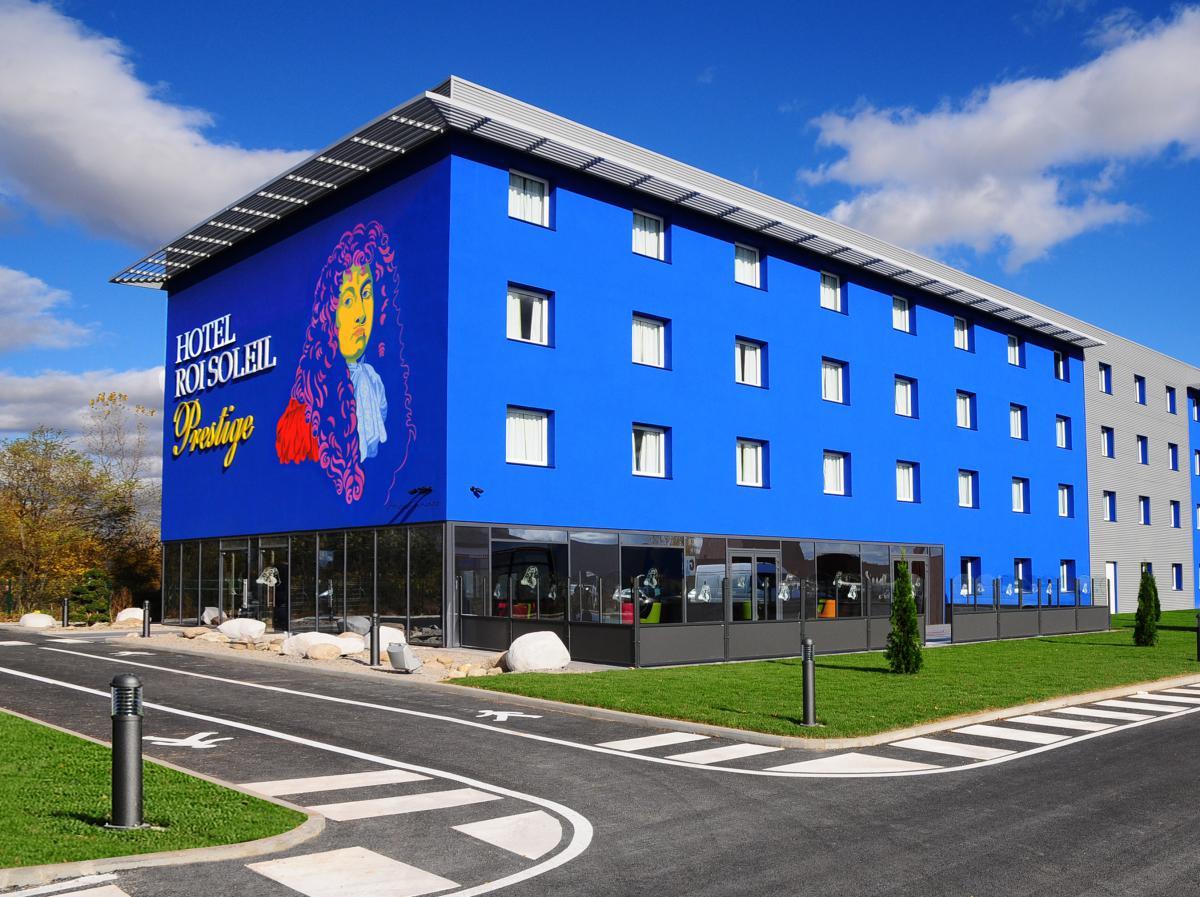 Hôtel roi soleil colmar prestige à Colmar