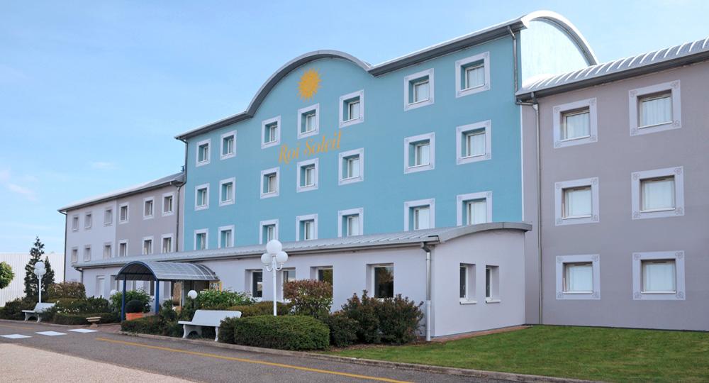Hôtel roi soleil strasbourg holtzheim à Holtzheim