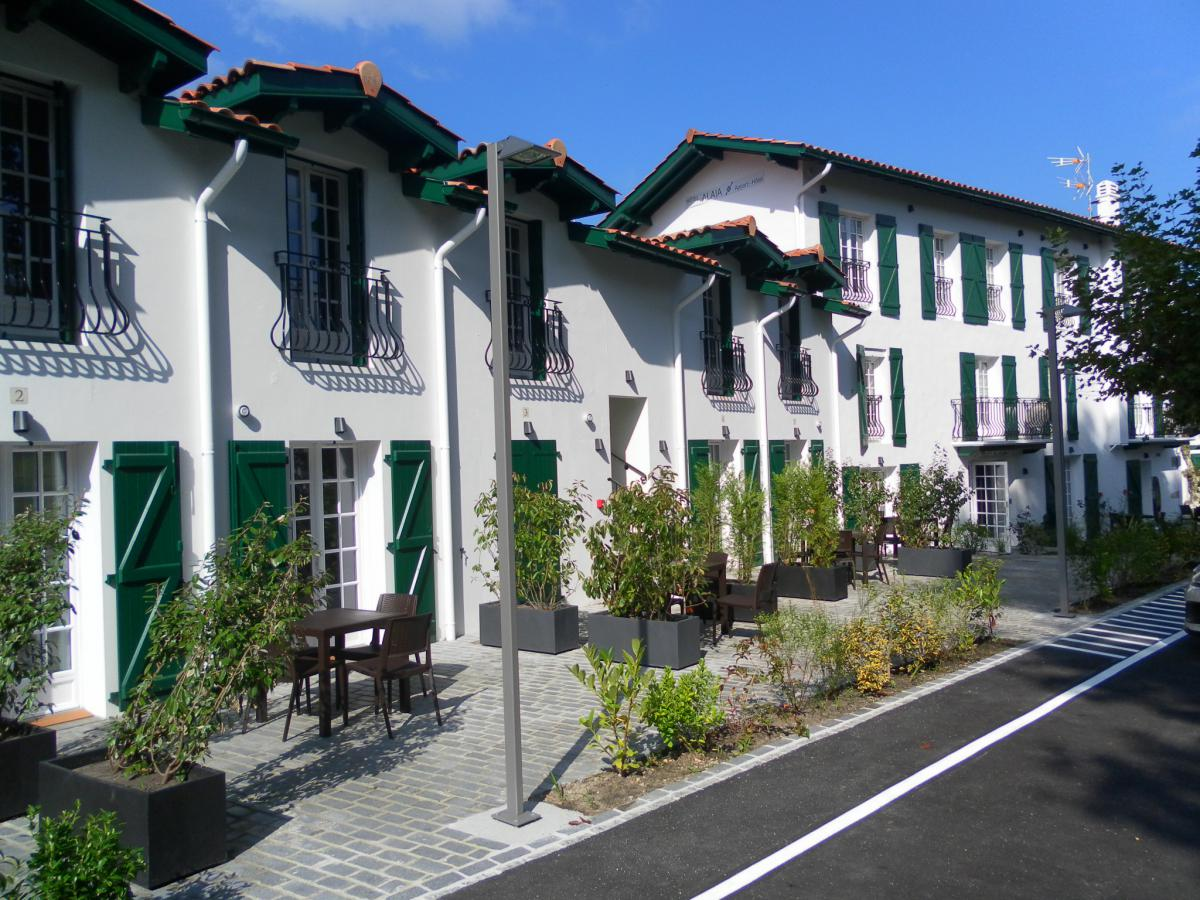 Hôtel résidence alaia à Ascain