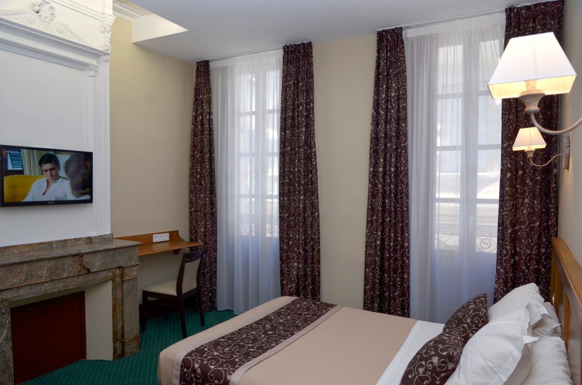 Hôtel héliot à Toulouse
