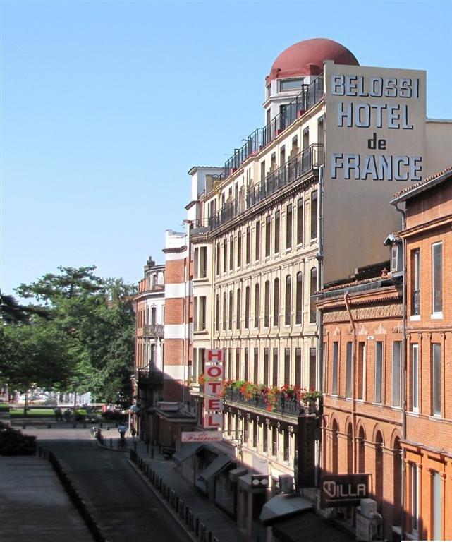 Hôtel de France à Toulouse