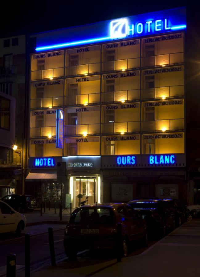 Hôtel Ours Blanc Victor Hugo à Toulouse