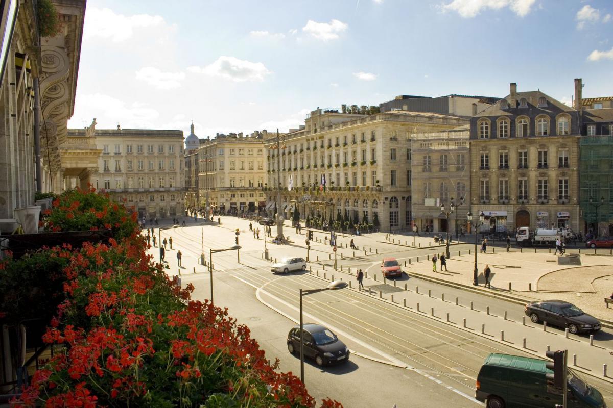 Hôtel des 4 soeurs à Bordeaux