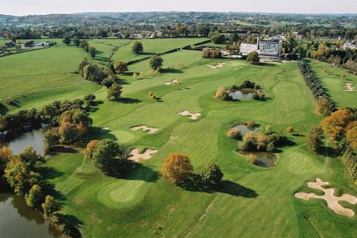 Hôtel Les Dryades Golf & SPA Resort