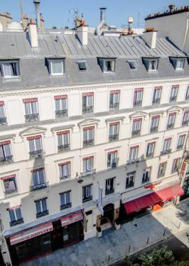Hôtel Paris Bruxelles