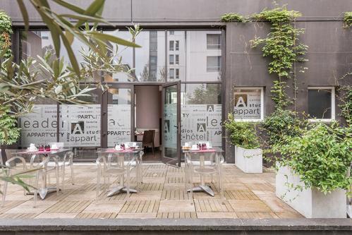 Appart'City Confort Paris Grande Bibliothèque