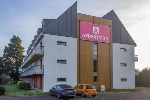 Appart'City Nantes - Carquefou