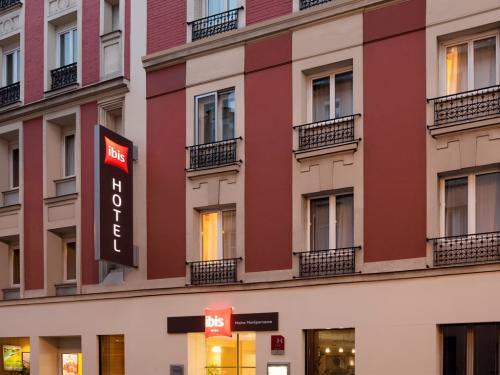 Ibis Paris Maine Montparnasse