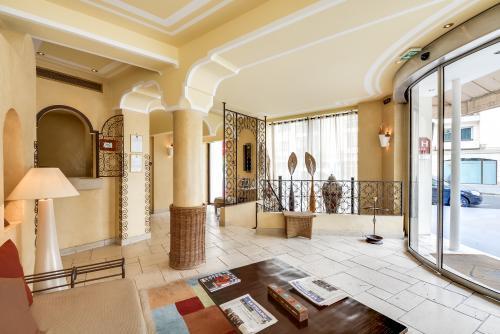 Hôtel Villa Montsouris Porte d'Orléans