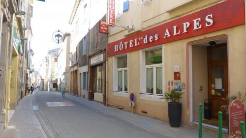 Hôtel des Alpes
