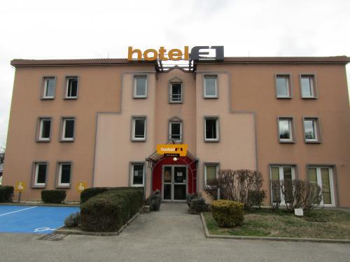 Hôtel F1 Lyon Bourgoin Jallieu