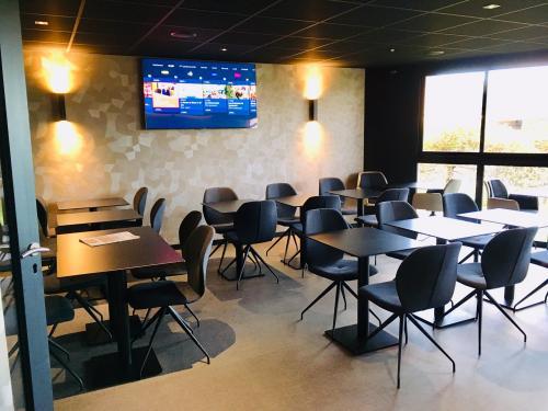 Hôtel l'Ortega Rennes aéroport