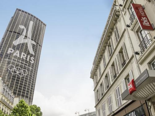 IBIS PARIS TOUR MONTPARNASSE 15ème