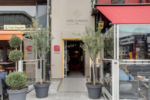 HOTEL CHAGNOT
