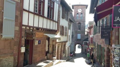 Gîte d'étape Ultreïa Saint Jean Pied de Port