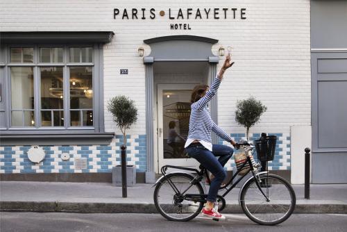 HOTEL PARIS LAFAYETTE