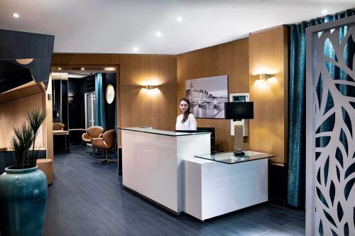 Hotel Montparnasse Saint Germain