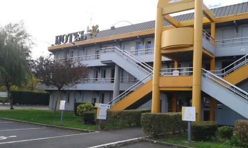 Hôtel Première Classe Caen