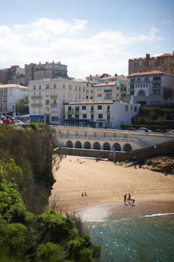 Hôtel de la Plage Esplanade du Port Vieux